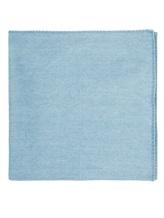 Платок Brunello Cucinelli 0091 100% хлопок Голубой Италия изображение 0