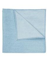 Платок Brunello Cucinelli 0091 100% хлопок Голубой Италия изображение 1