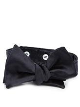 Бабочка Brunello Cucinelli 0003 55%хлопок 45%шёлк Темно-синий Италия изображение 0