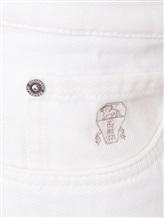 Джинсы Brunello Cucinelli X1290 100% хлопок Натуральный Италия изображение 4