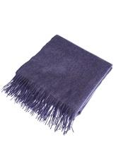 Плед Кашемир и Шелк 1516NYPLAID 100% кашемир Фиолетовый Италия изображение 0