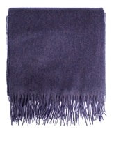 Плед Кашемир и Шелк 1516NYPLAID 100% кашемир Фиолетовый Италия изображение 1