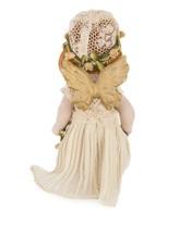 Кукла Marigio 617-648 100% фарфор Натуральный Италия изображение 1