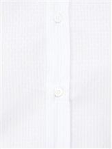 Рубашка Brunello Cucinelli 1716 100% хлопок Бледно-сиреневый Италия изображение 4