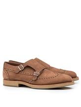 Ботинки Brunello Cucinelli 116 100% кожа Коричневый Италия изображение 0