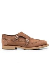 Ботинки Brunello Cucinelli 116 100% кожа Коричневый Италия изображение 1
