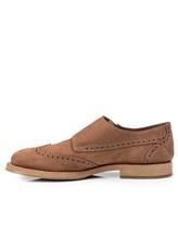 Ботинки Brunello Cucinelli 116 100% кожа Коричневый Италия изображение 2