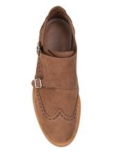 Ботинки Brunello Cucinelli 116 100% кожа Коричневый Италия изображение 4