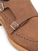 Ботинки Brunello Cucinelli 116 100% кожа Коричневый Италия изображение 5