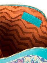 Клатч-сумка Missoni 192920 87% шёлк, 9% вискоза, 4% эластан Бирюзовый Италия изображение 6