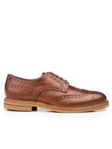 Ботинки Brunello Cucinelli 901 100% кожа Коричневый Италия изображение 1