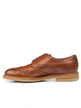 Ботинки Brunello Cucinelli 901 100% кожа Коричневый Италия изображение 2