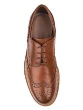 Ботинки Brunello Cucinelli 901 100% кожа Коричневый Италия изображение 4