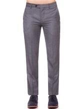 Брюки Brunello Cucinelli F1050 100% шерсть Серый Италия изображение 1
