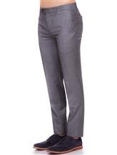 Брюки Brunello Cucinelli F1050 100% шерсть Серый Италия изображение 2