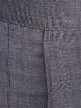 Брюки Brunello Cucinelli F1050 100% шерсть Серый Италия изображение 4