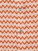 Рубашка Missoni 532071 100% лён Терракотовый Албания изображение 4