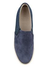 Кеды Brunello Cucinelli 122 100% кожа Синий Италия изображение 5