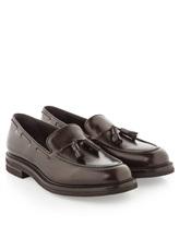 Ботинки Brunello Cucinelli 995 100% кожа Темно-коричневый Италия изображение 0