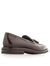 Ботинки Brunello Cucinelli 995 100% кожа Темно-коричневый Италия изображение 3