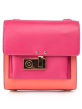 Сумка Agnona PB901X 100% кожа Розовый Италия изображение 0