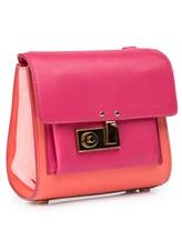 Сумка Agnona PB901X 100% кожа Розовый Италия изображение 2
