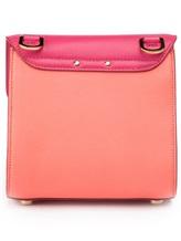 Сумка Agnona PB901X 100% кожа Розовый Италия изображение 3