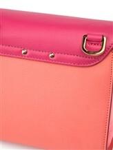 Сумка Agnona PB901X 100% кожа Розовый Италия изображение 4