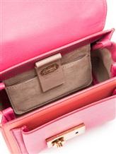 Сумка Agnona PB901X 100% кожа Розовый Италия изображение 6