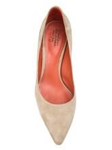 Туфли Santoni WDAC55610 100% кожа Серо-бежевый Италия изображение 10