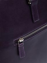 Сумка ISAIA APH028 100% кожа Фиолетовый Италия изображение 5