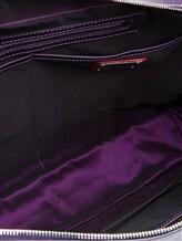 Сумка ISAIA APH028 100% кожа Фиолетовый Италия изображение 8