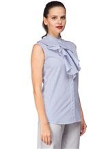 Рубашка ANTONELLI AGRIGENT0T2337 100%хлопок Голубой Италия изображение 2