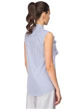 Рубашка ANTONELLI AGRIGENT0T2337 100%хлопок Голубой Италия изображение 3