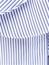 Рубашка ANTONELLI AGRIGENT0T2337 100%хлопок Голубой Италия изображение 4