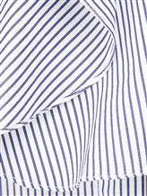 Рубашка ANTONELLI AGRIGENT0T2337 100%хлопок Бело-синий Италия изображение 4