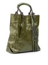 Сумка Henry Beguelin BD3026 100% кожа Зеленый Италия изображение 1
