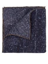 Платок Brunello Cucinelli 0091 73% лён, 27% хлопок Синий Италия изображение 1