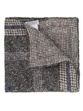 Платок Brunello Cucinelli 0091 73% лён, 27% хлопок Зеленый Италия изображение 1