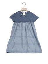 Платье Olive 1059 90% хлопок, 10% эластан Серо-голубой Италия изображение 2