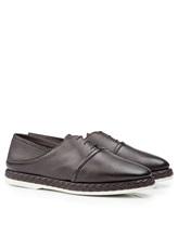 Ботинки Santoni MGMG15530 100% кожа Темно-коричневый Италия изображение 0