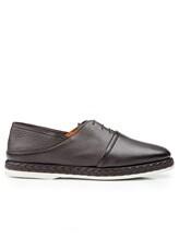 Ботинки Santoni MGMG15530 100% кожа Темно-коричневый Италия изображение 1