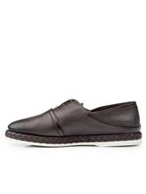 Ботинки Santoni MGMG15530 100% кожа Темно-коричневый Италия изображение 2