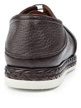 Ботинки Santoni MGMG15530 100% кожа Темно-коричневый Италия изображение 3