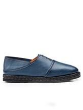 Ботинки Santoni MGMG15530 100% кожа Темно-синий Италия изображение 1