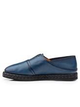 Ботинки Santoni MGMG15530 100% кожа Темно-синий Италия изображение 2