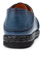 Ботинки Santoni MGMG15530 100% кожа Темно-синий Италия изображение 3