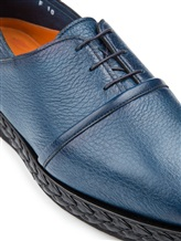 Ботинки Santoni MGMG15530 100% кожа Темно-синий Италия изображение 5