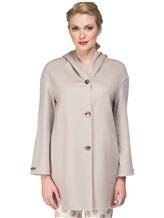 Пальто Peserico S20393 50% шерсть, 50% кашемир Какао Италия изображение 1