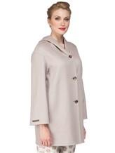 Пальто Peserico S20393 50% шерсть, 50% кашемир Какао Италия изображение 2